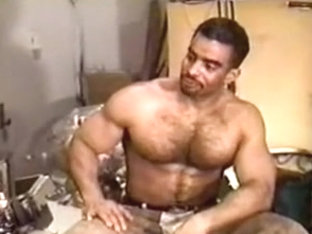 Huge, hairy and soaked latin cocks 10