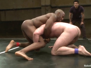 NakedKombat Dak Ramsey vs Race Cooper