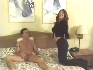Amateur guy fucks cute crossdresser
