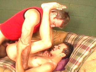 Cute Twink Does First Gay Scene