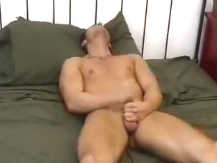 Hot Hunk with Toys