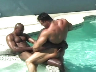 Three Hung Dark Guys Suck Wang And Fuck Eachother