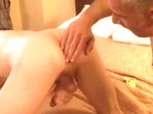 Twink has sex with a gay sugardaddy