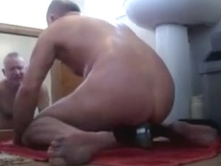Fabulous gay video with Masturbation, Gaping scenes