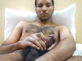 Hot indian guy with fat cock and big cum explosion 81