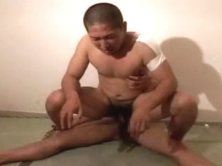 Incredible Asian homo dudes in Hottest rimming, masturbation JAV video
