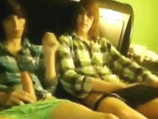 Emo boys wanking