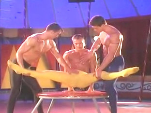 Circus Performers with Erections