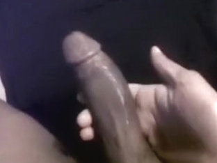 Stroke that Chocolate Cock