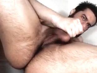 Sexy hairy wanker 14