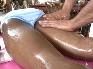 Explicit and sensual massage