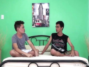 GayAsianTwinkz Video: Jeff And Anthony