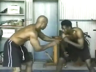 Black Guys Orgy