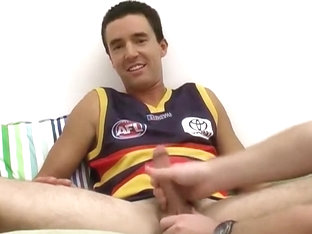 Steve 22 Central Coast Student hj bj wank
