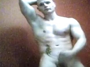 Crazy male in exotic webcam, handjob homosexual adult scene