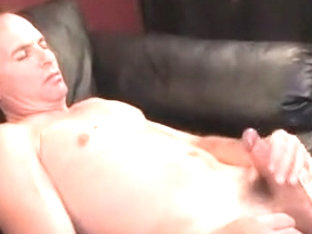 Horny male in hottest handjob homosexual sex movie