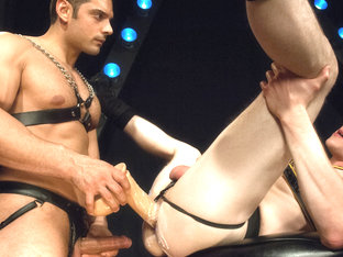 Hole Busters 10 featuring Blue Bailey, Marcus Ruhl - FistingCentral