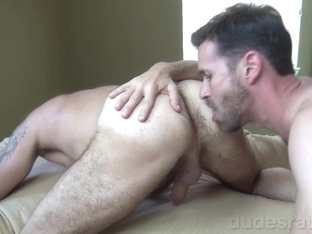 Jake Marshall and Sean Storm - DudesRaw