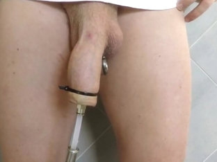Water torture for my foreskin