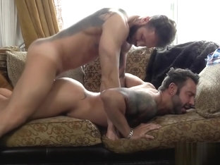 Sexy stepfather extreme gangbang