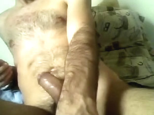 Lustful French Boyfrend Wanks - 1