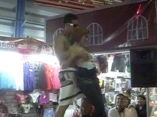 Ribald Dance