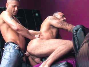 Alessio Romero & Tony Buff in Live Sex, Scene #02