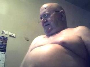 Grandpa stroke on cam 2