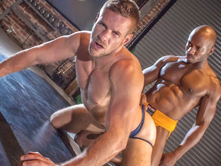Race Cooper & Park Wiley in Brutal, Part 1, Scene #02