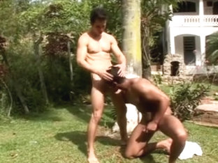 Gay Latin Interracial