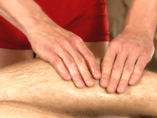 Hot massage for stud