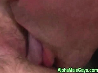Straight dude banging ass close up