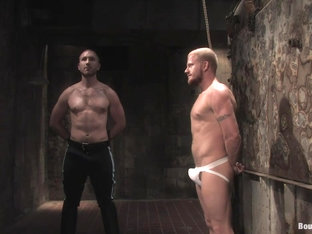 BoundGods : Training for TheUpperFloor com Part Three