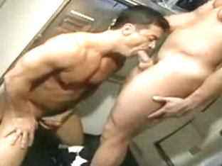 Fabulous male in amazing hunks homosexual sex movie
