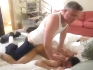 Fucking Some Sweet Boy Pussy