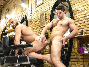 Dato Foland & Francois Sagat in Skilled Tricks Part 3 - DrillMyHole