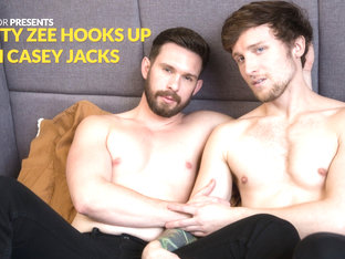 Scotty Zee & Casey Jacks in Scotty Zee Hooks Up With Casey Jacks - NextDoorBuddies