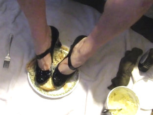 Heels and breakfast part 1