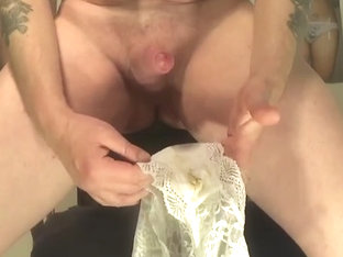 Sniffing Dirty Panties