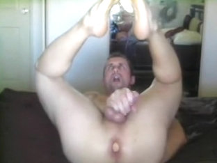 Self-Fisting, gaping, didlo and cuming