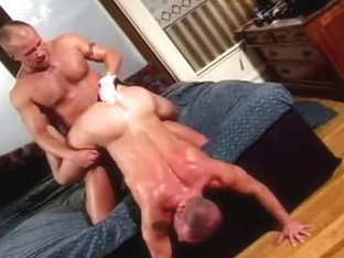 Hairy studs fisting