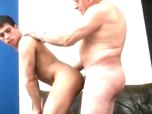 grandpa big cock fuck bareback young man