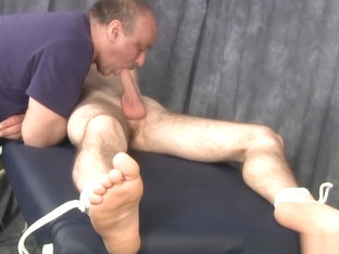Jerked, Sucked, Milked, Edged