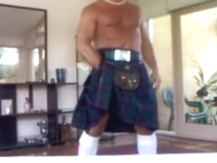 Jerk Off In My Kilt