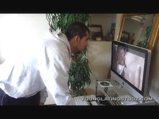 YoungLatinoStudz Video: Latin Roommates Jacking