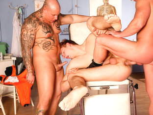 Nick Taylor, Alfredo Castaldo, Devil XXX Video