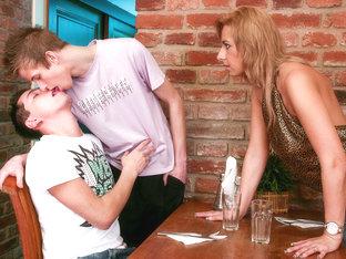 Nick Gill & Thomas Fiaty in My Boyfriend Is Gay #03 Video