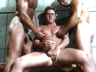 Greg Ross & Phil Bradley & Zak Spears in Total Corruption #1 Scene 5 - Bromo