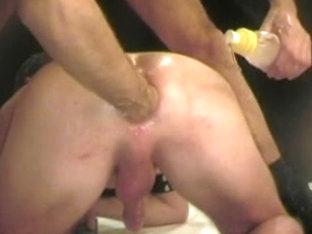 boy fisting my -video 02