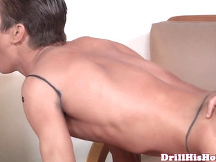 Marcus Ruhl pounding bottom bitch